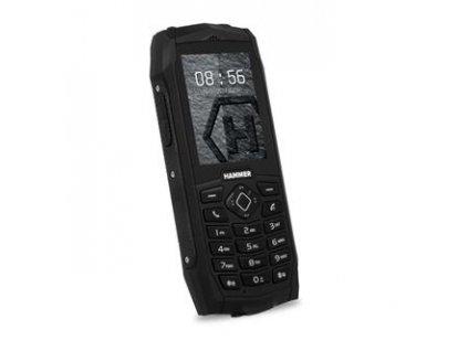 CPA myPhone HAMMER 3 ČERNÝ