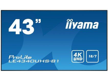 """iiyama ProLite LE4340UHS-B1 43"""""""