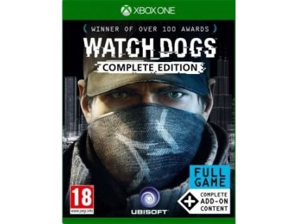 Xbox One -  Watch Dogs Complete