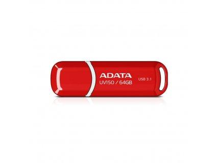 ADATA DashDrive UV150 64GB červený