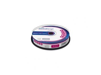 CD-R MediaRange 700MB 52x SPINDL (10pack)