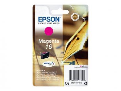 Epson T1623 Magenta, purpurová - originál