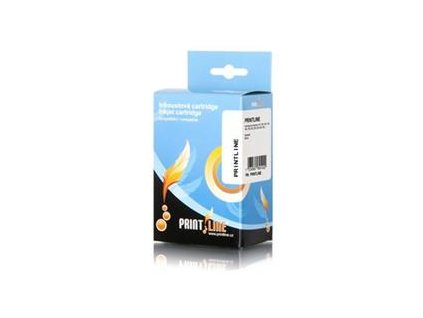 PRINTLINE kompatibilní cartridge s HP 82, CH565A, black, čip