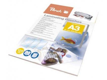 Peach Laminovací fólie A3, 125mic, lesklá, 25ks