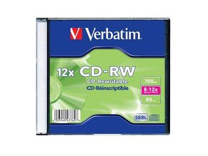 Verbatim CD-RW 700MB