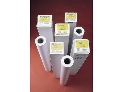 HP White Inkjet Paper, A0, 45 m, 80 g/m2 (InkJet Bond Paper)