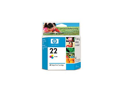 HP 22 Color C9352AE
