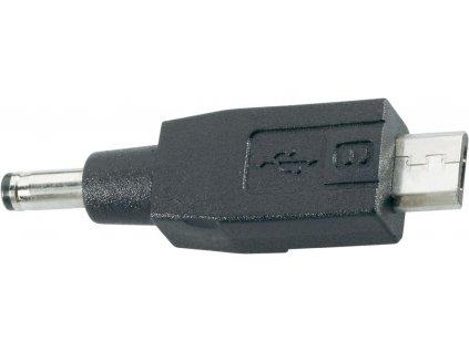 Nízkonapěťový adaptér Voltcraft PM19 pro zařízení s Micro USB připojením