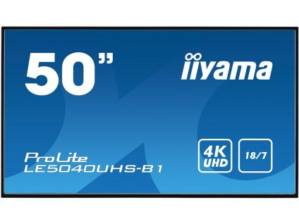 """iiyama ProLite LE5040UHS-B1 50"""""""