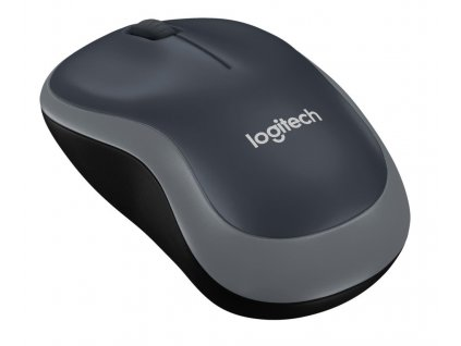 Logitech Wireless M185 šedá