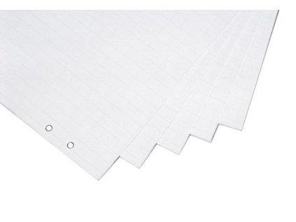 Magnetoplan flipchart papíry 5 x 20 listů