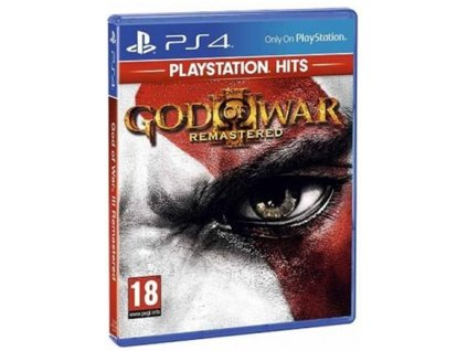 PS4 - God of War III Remastered (HITS)