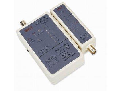 DATACOM Cable Tester LED (RJ45, BNC)