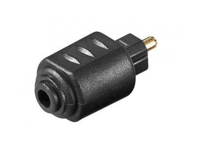 Adaptér Optical Jack 3.5 mm female - Toslink male