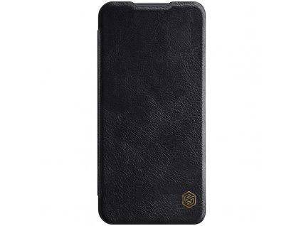 Nillkin Qin Book Pouzdro pro Xiaomi Redmi 9, Black - černé