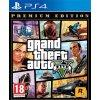 PS4 - Grand Theft Auto V - Premium Edition