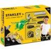 Stanley Jr. Sada obsahuje vrtulník, nakládač a 6 kusů nářadí U009-K02-T06-SY
