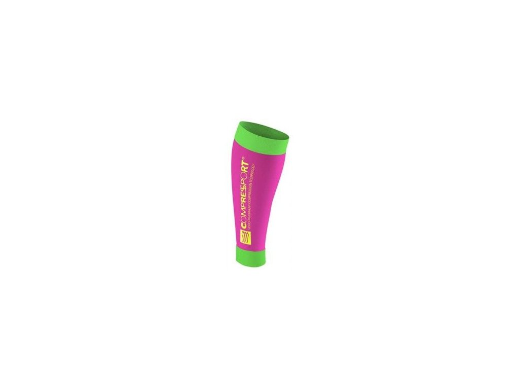 compressport r2 fluo 1