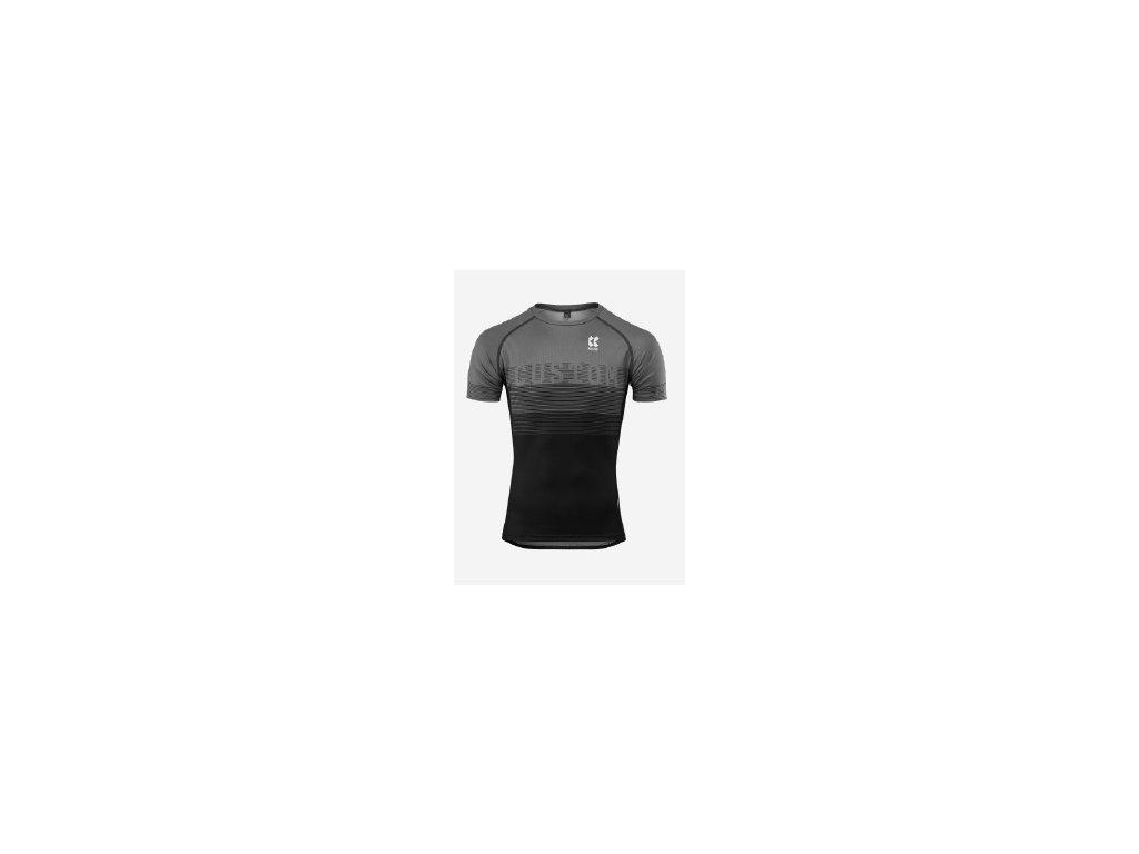 Běžecké tričko FITNESS 16 | MicroFit