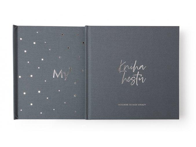 Kniha hostu a My2 LR