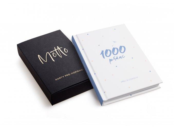 Motto + 1000 prani n