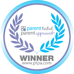 PTPA Winner (Parent Tested Parent Approved) Parent