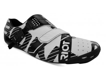 Tretry Bont Riot White/Black