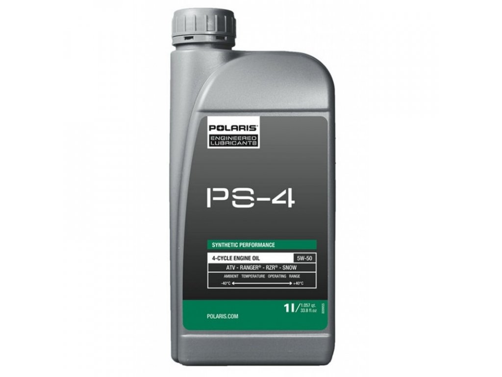 motorovy olej polaris ps 4 synthetic engine oil 1 litr