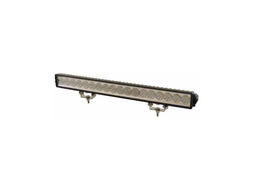 LED hliníková světelná rampa 18LED