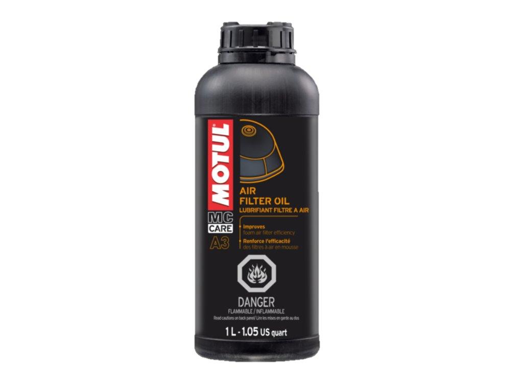MOTUL A3 Air filter oil spray 1l