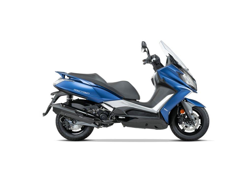 csm NEW DOWNTOWN 350i ABS TCS blau matt 1 5d6cbe5f5c