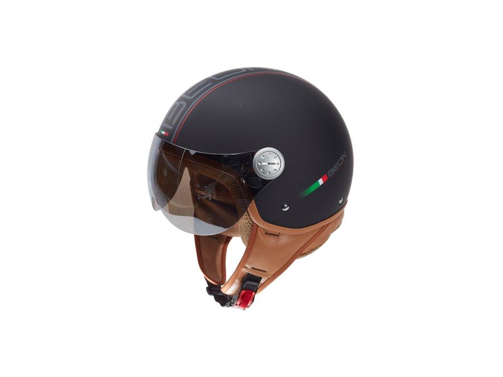 Beon design luxe mat zwart 500x500 VS