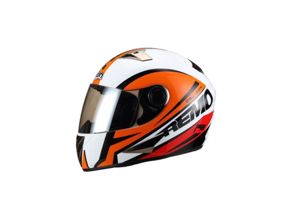 B500 white orange