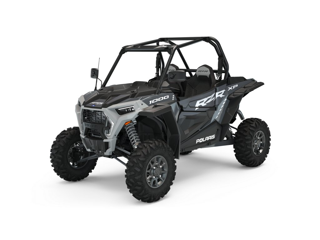 2021 rzr xp 1000 stealth gray tractor