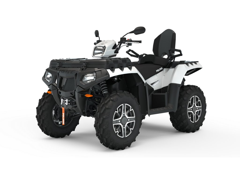 2021 sportsman touring XP 1000 EPS white pearl tractor