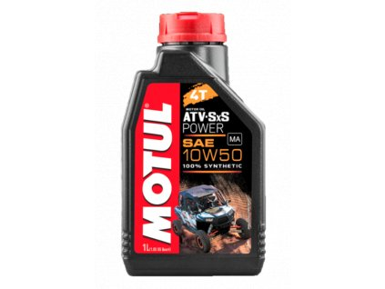 MOTUL ATV-SXS Power 10W50 4T 1l