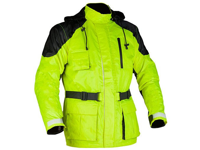 MBW Nepromokavá bunda Green