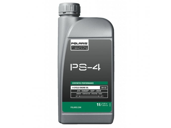 motorovy olej polaris ps 4 synthetic engine oil 1 litr