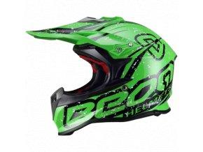 B602 Xprime green black