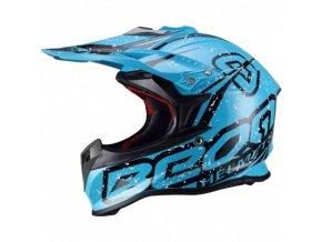 B602 Xprime blue black