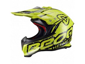 B602 Xprime fluor yellow black