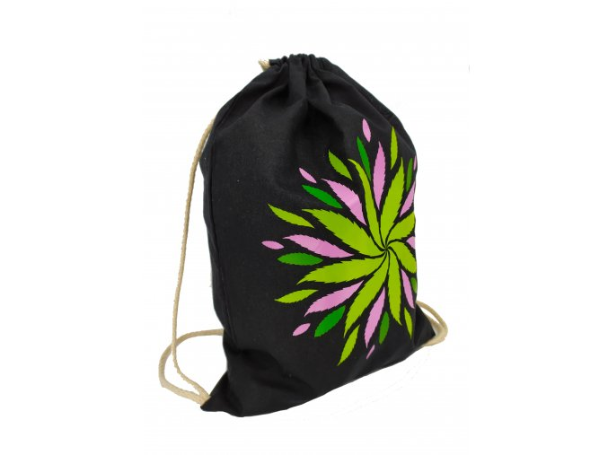 bavlněný batoh mandala