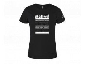 "Dámské triko ""History Of Medicine"""