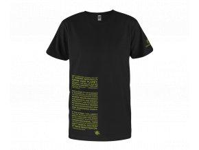 """Pánské triko """"Citáty"""""""