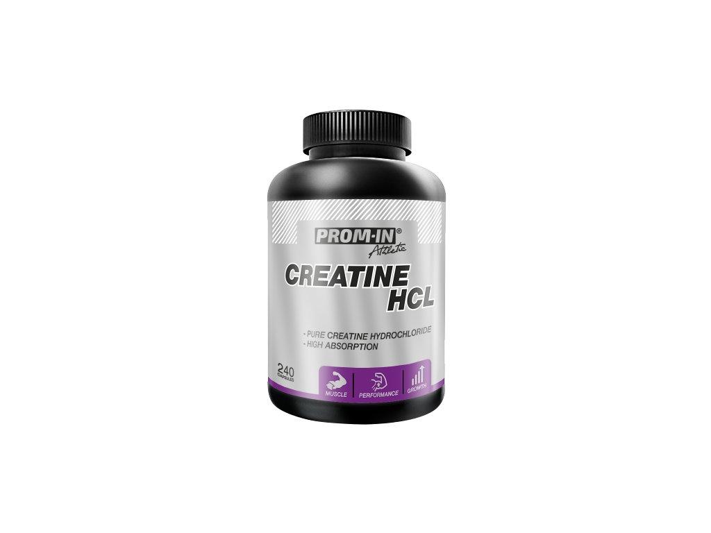 Creatine HCl (Balení 240 kapslí)