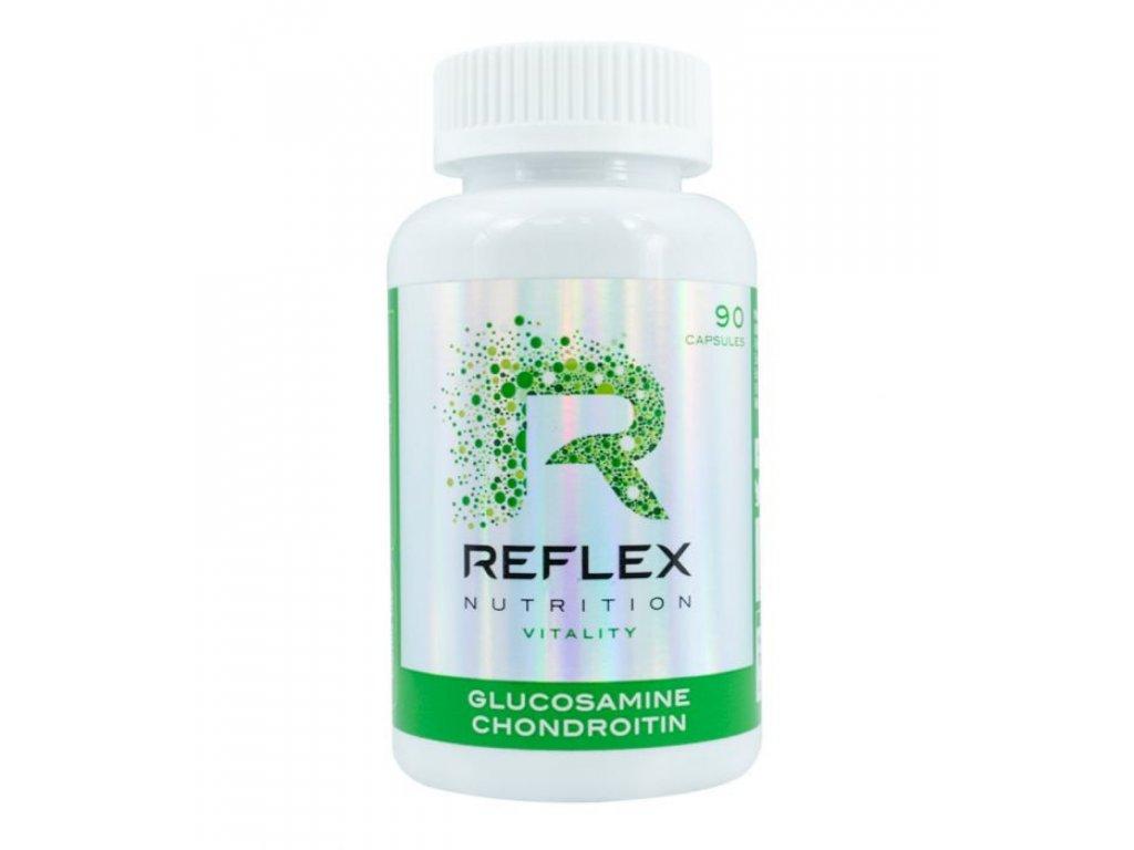 Glucosamine Chondroitin (Balení 90 kapslí)