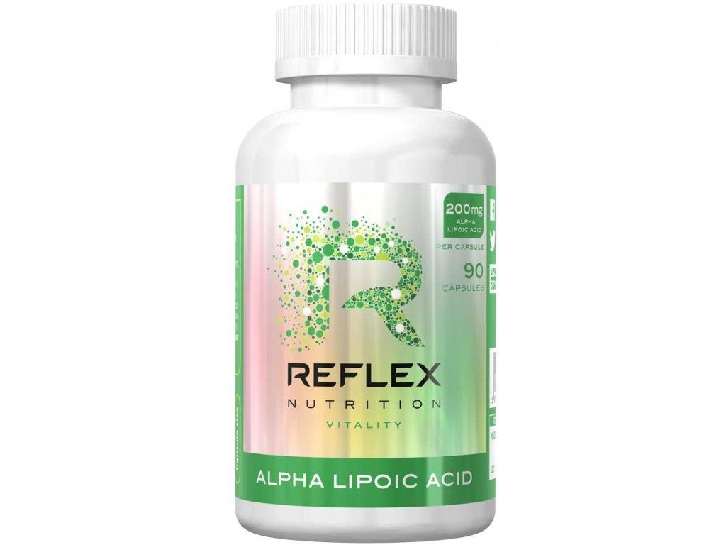 Alpha Lipoic Acid (Balení 90 kapslí)