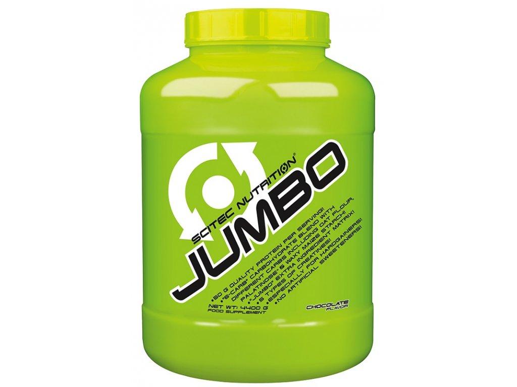 Jumbo (Balení 4400g, Příchuť Vanilka)