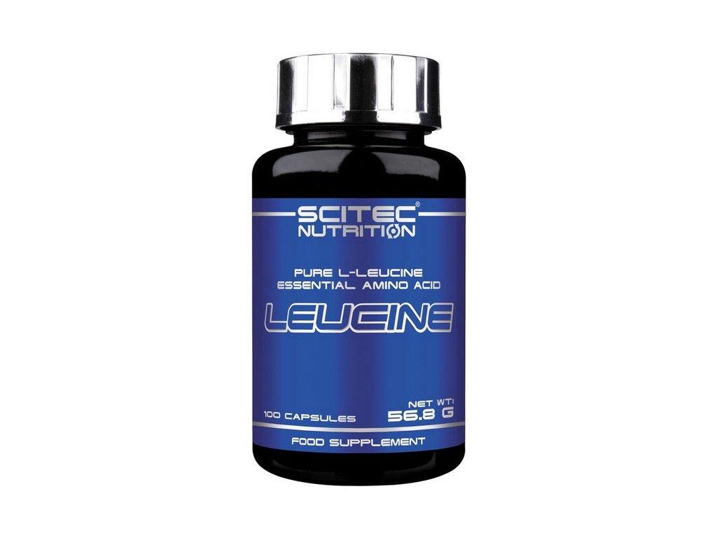 Leucine (Balení 100 kapslí)
