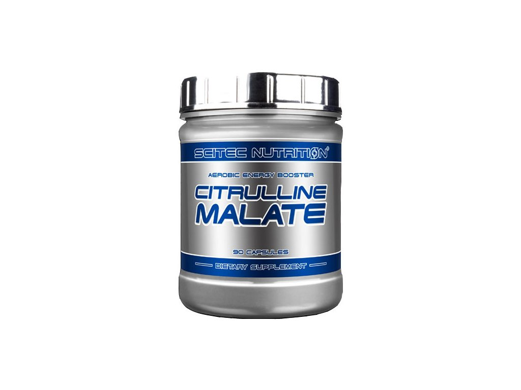 Citrulline Malate (Balení 90 kapslí)